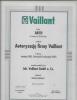 Vaillant - autoryzacja